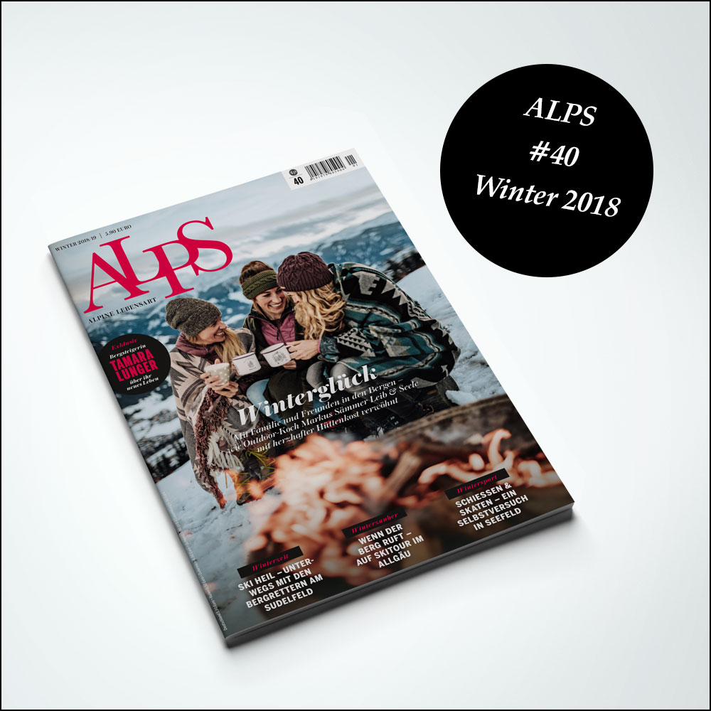 ALPS 40 Winter Cover