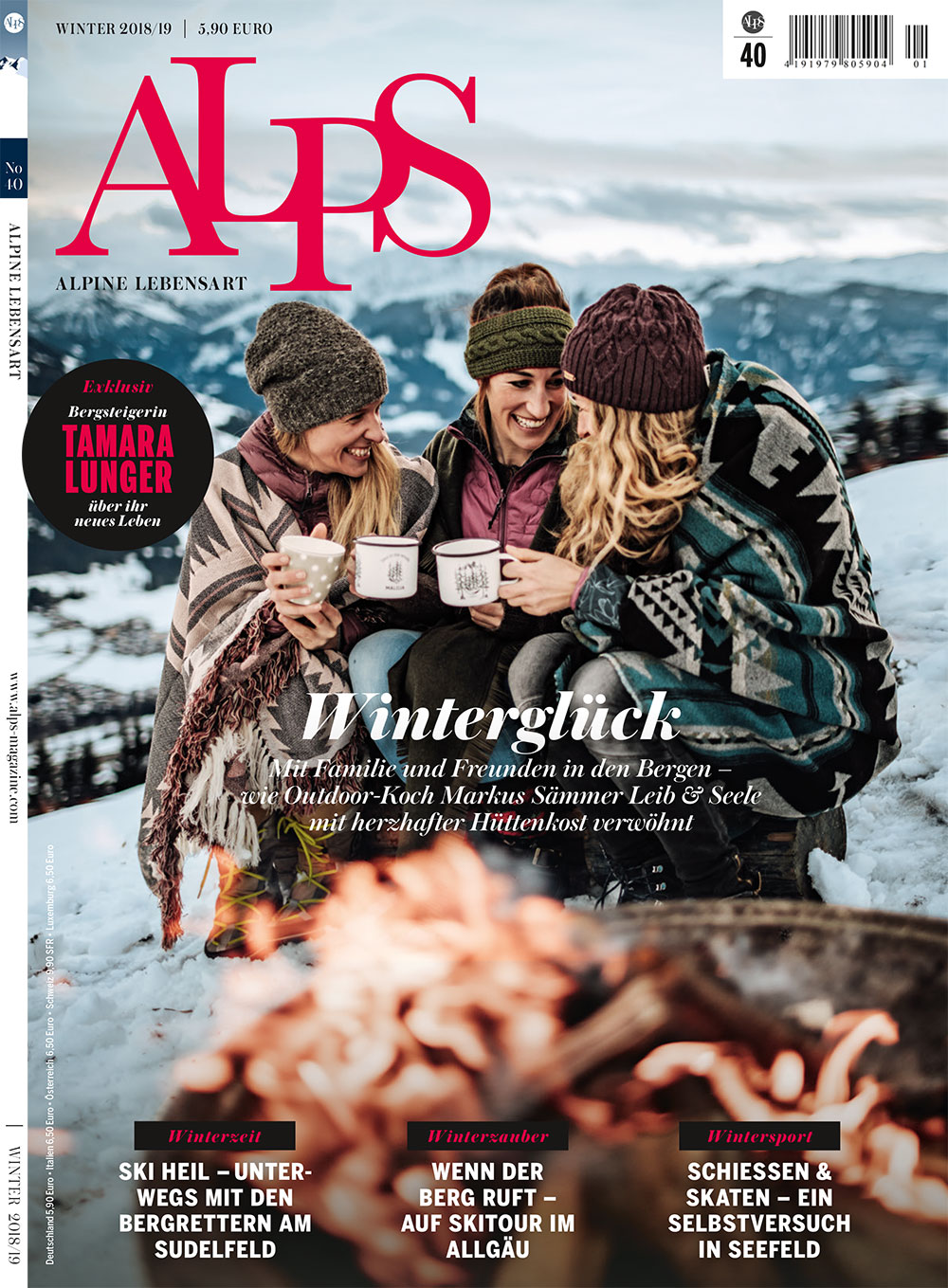 ALPS Cover 40 Winter