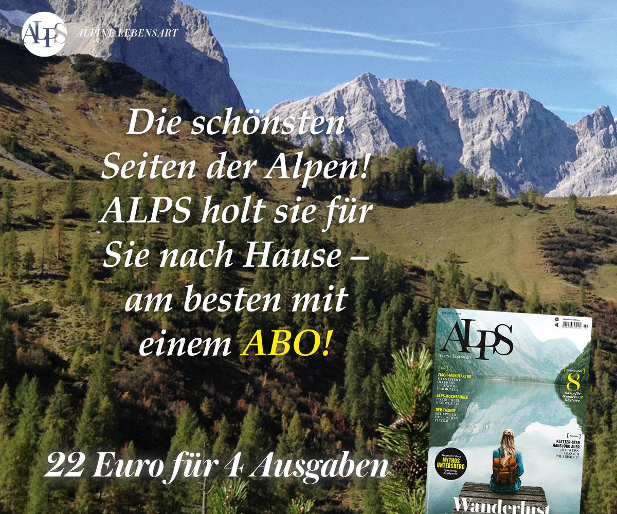 ALPS Abonnement #41 Frühling