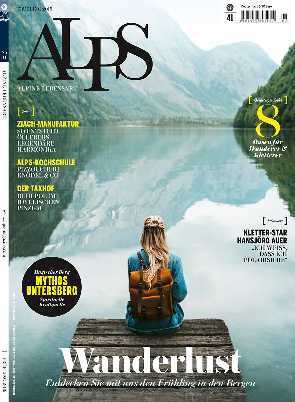 ALPS Cover #41 Frühling