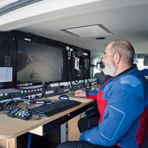 Fliewatüüt: 1500 Stunden Arbeit hat Lorenz Brandhofer in das Technikfahrzeug der Bergwacht Hausham gesteckt