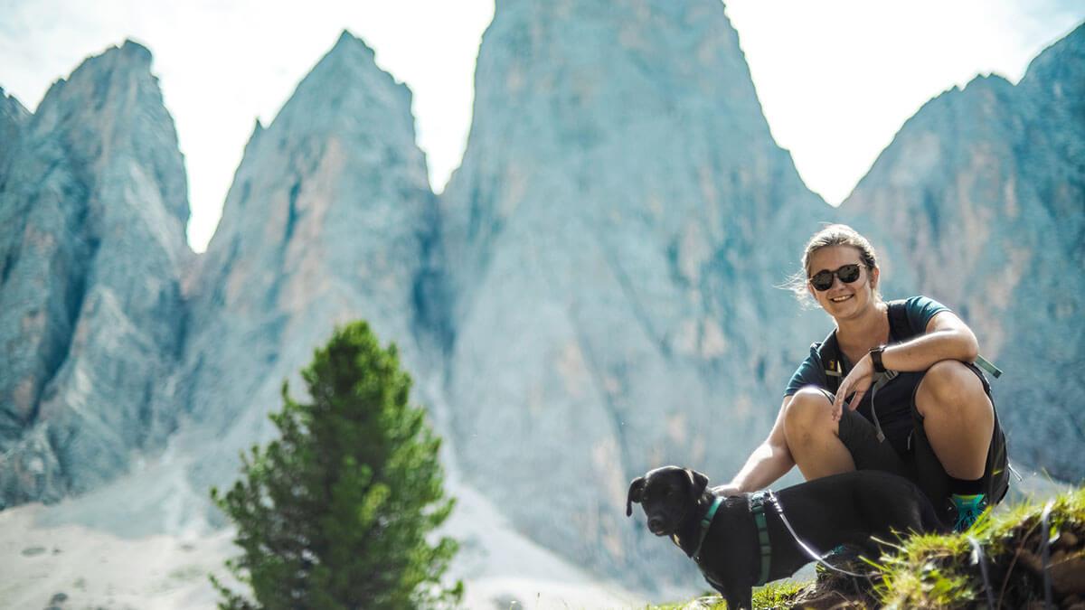 ALPS X WANDERLUST.CC / Die imposantesten Dolomitenspitzen wo gibt: Die Geisler in Südtirol