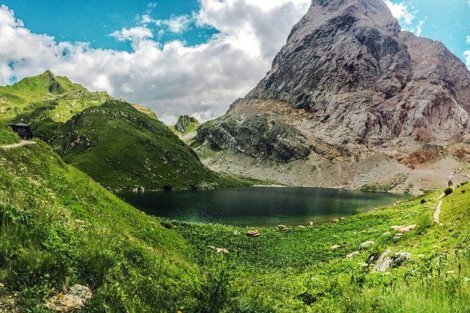 ALPS X WANDERLUST.CC / Der Wolayer See am Karnischen Höhenweg – eine grenzgeniale Wanderung