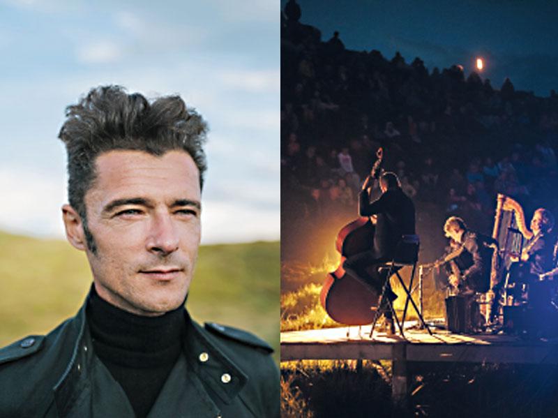 KÖNIGE DER NACHT: Am Jaufenpass verschmelzen die Klänge und Melodien des Herbert Pixner zu einem alpinen Hochamt der Musik