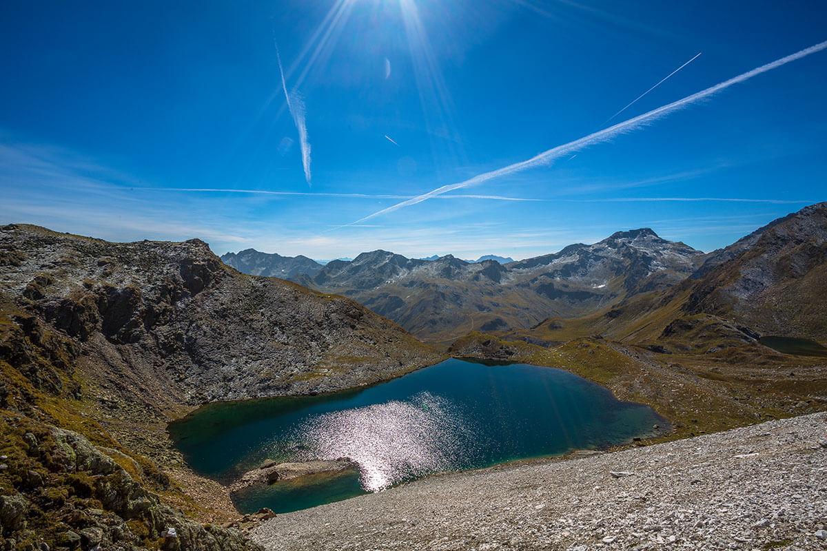 Sieben Seen im Ridnauntal. Versteckte Bergseen und beeindruckende Aussichten – Fünf Geheimtipps für Sommerwanderungen in Südtirol