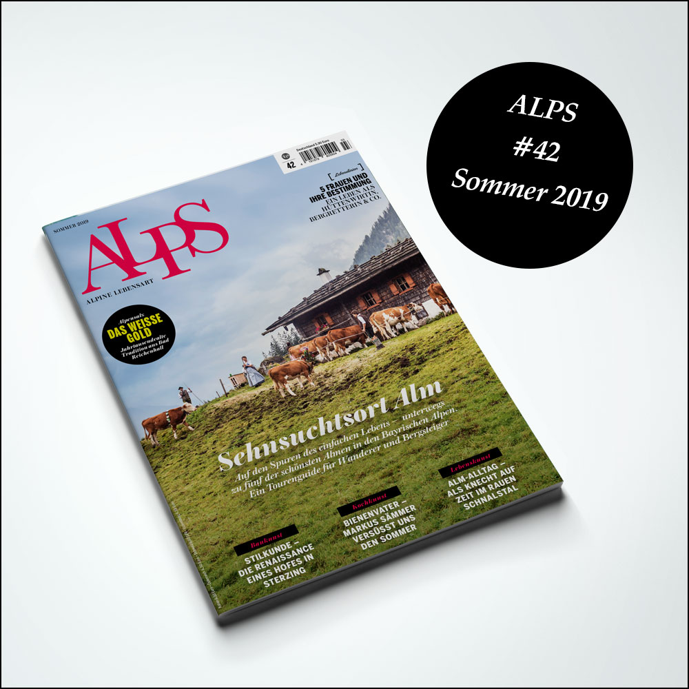 Alps Magazin Cover #42 Sommer 2019