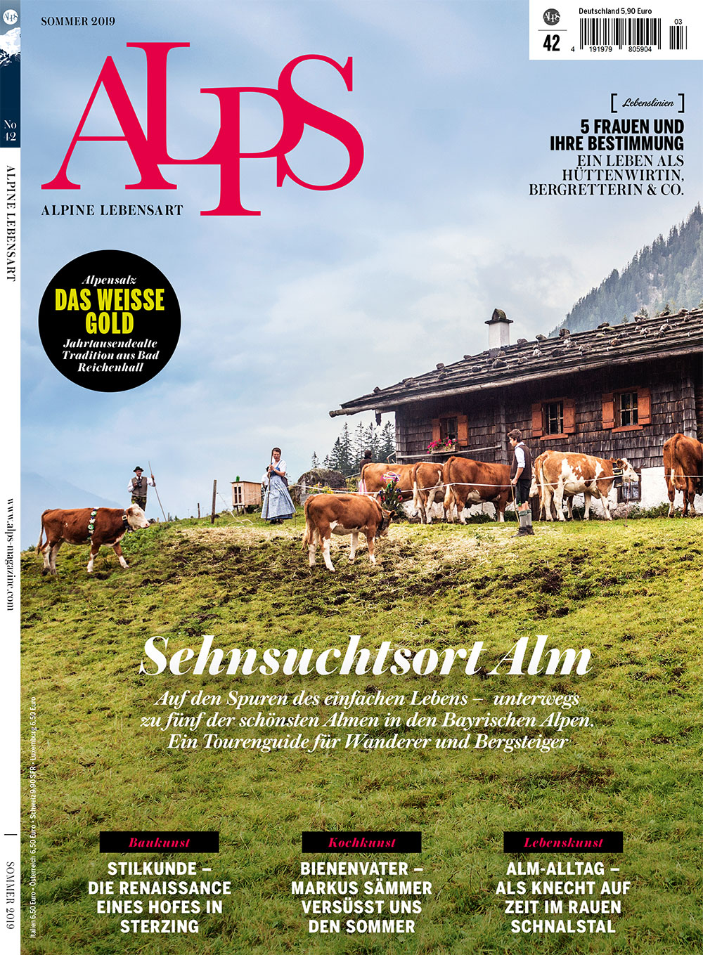 ALPS #42 / Sommer 2019 / Cover