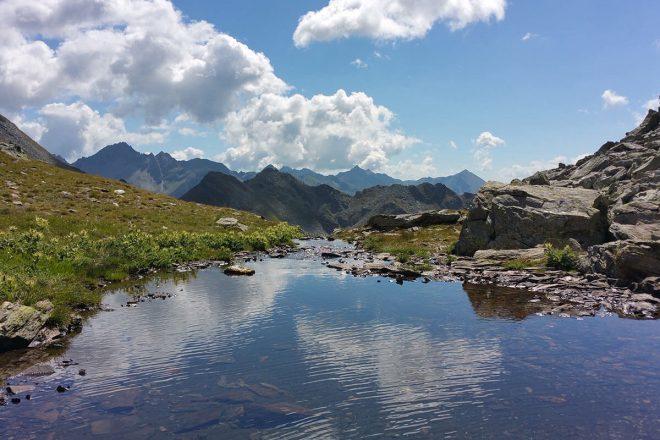 Grindl See. Versteckte Bergseen und beeindruckende Aussichten – Fünf Geheimtipps für Sommerwanderungen in Südtirol