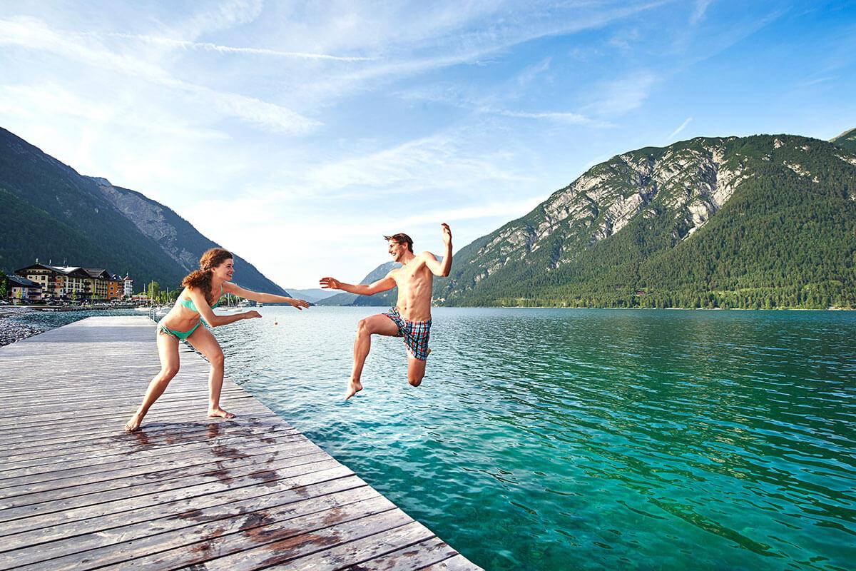Der Tiroler Achensee