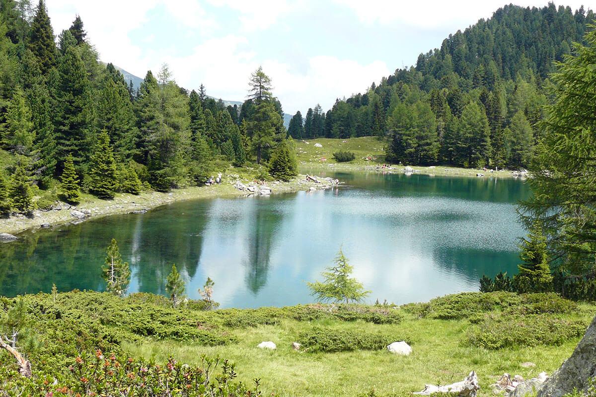 Die Schrüttenseen im Schalderer Tal. Versteckte Bergseen und beeindruckende Aussichten – Fünf Geheimtipps für Sommerwanderungen in Südtirol