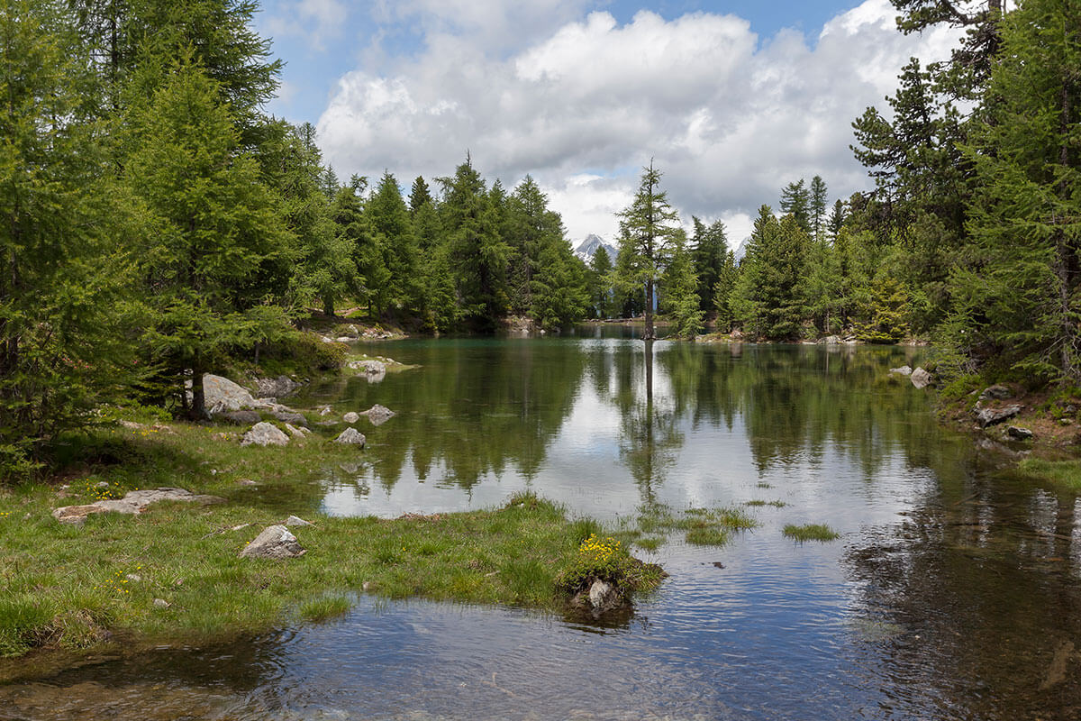 Zirmtaler See. Versteckte Bergseen und beeindruckende Aussichten – Fünf Geheimtipps für Sommerwanderungen in Südtirol