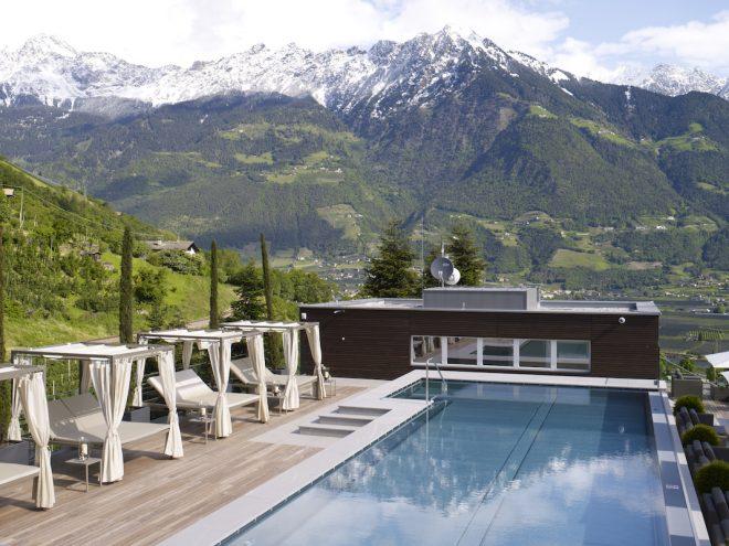 Giardino Marling ein idealer Rückzugsort für hochsensible Gäste.