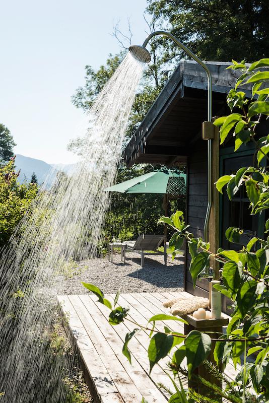 Sommerfeeling pur am Tegernsee im Relais Chalet Wilhelmy