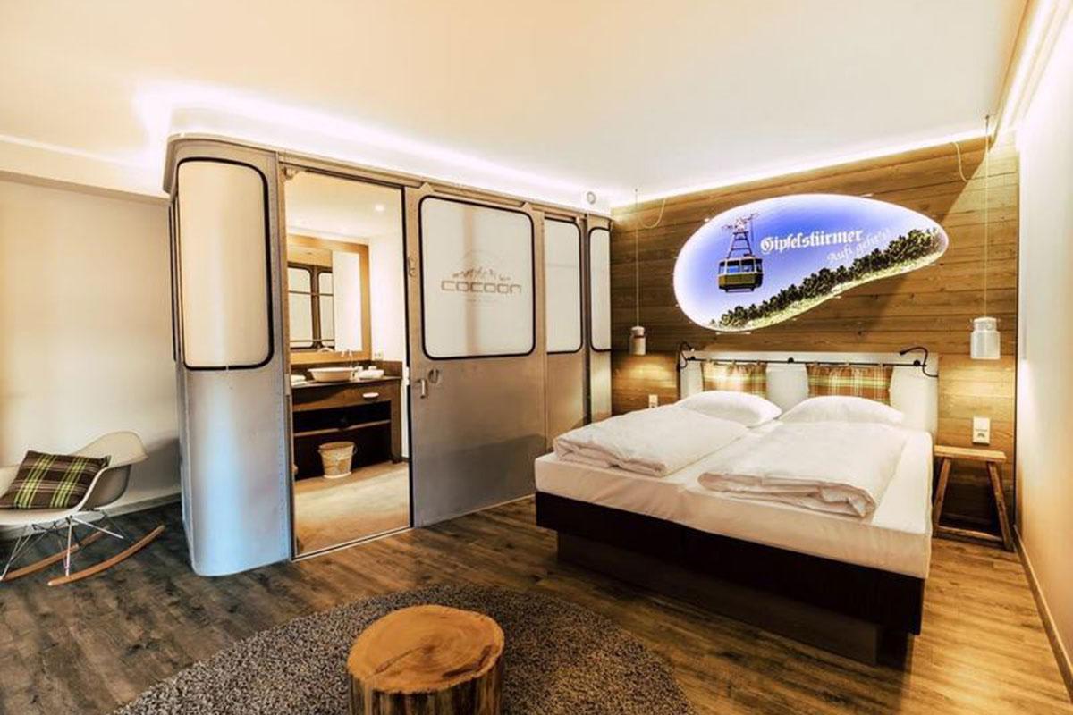 Cocoon Hotel München Almzimmer