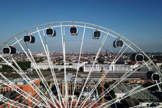 Hi Sky Riesenrad München