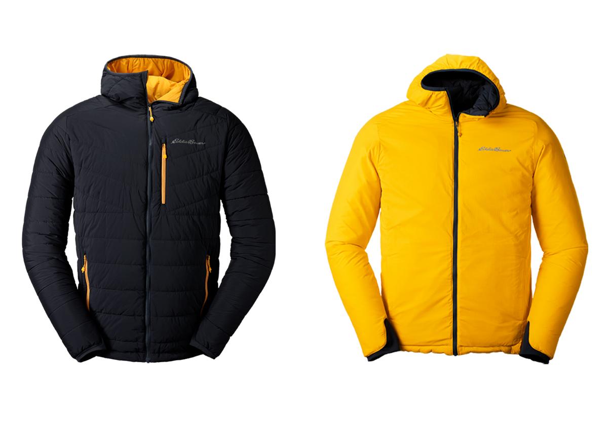 Ignitelite Stretch Reversible Jacke mit Kapuze - Herren