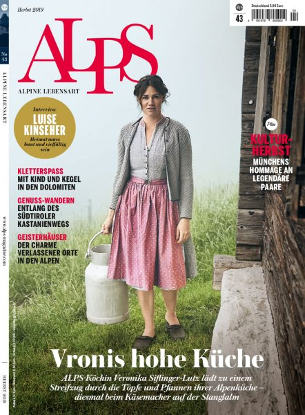 ALPS #43 / Herbst 2019 / Cover