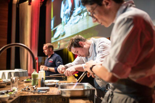 Festspiele der Alpinen Küche – kulinarische Tradition trifft Zeitgeist. Hubert Wallner Alpine Küche