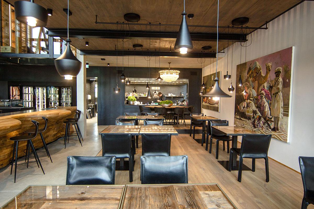 Lartor Hieronymus Restaurant Kueche