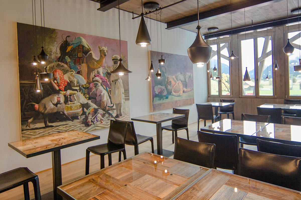 Lartor Hieronymus Restaurant Tischkunst