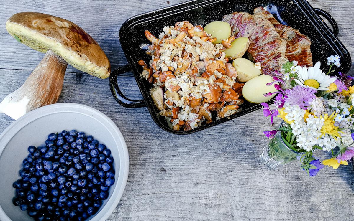 Herbstzeit ist Kulinarkzeit am Landgut Moserhof.