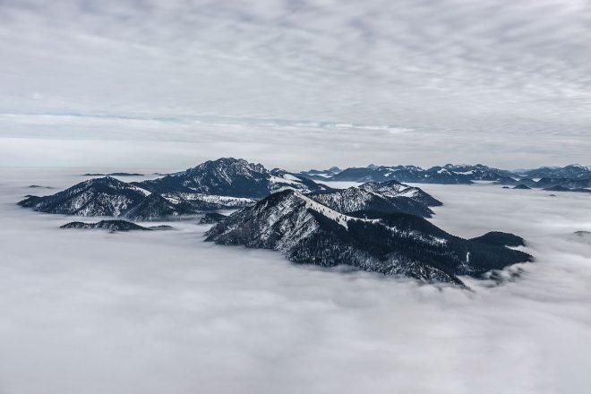 """Der Bildband """"Ocean of Clouds"""" von Sammy Hart wird getragen von poetischen Bildern"""