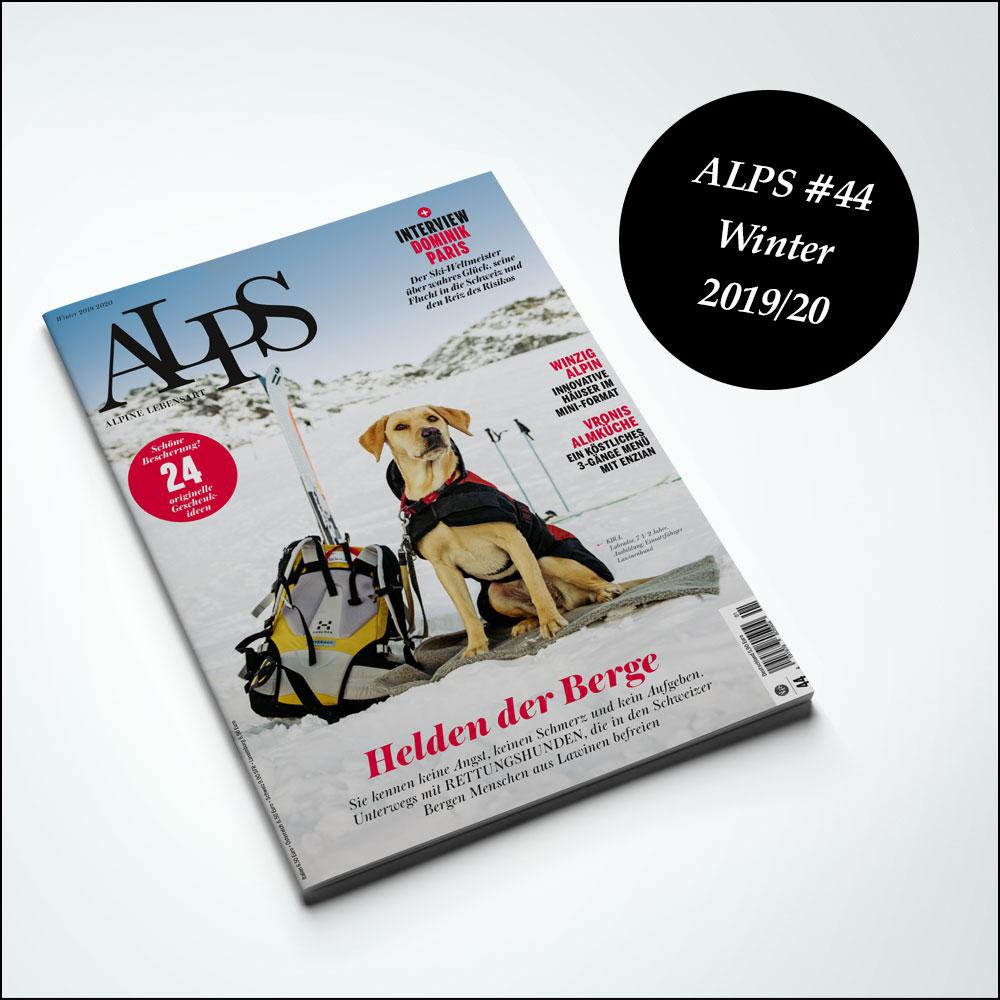 ALPS #44 / Winter 2019 / Cover