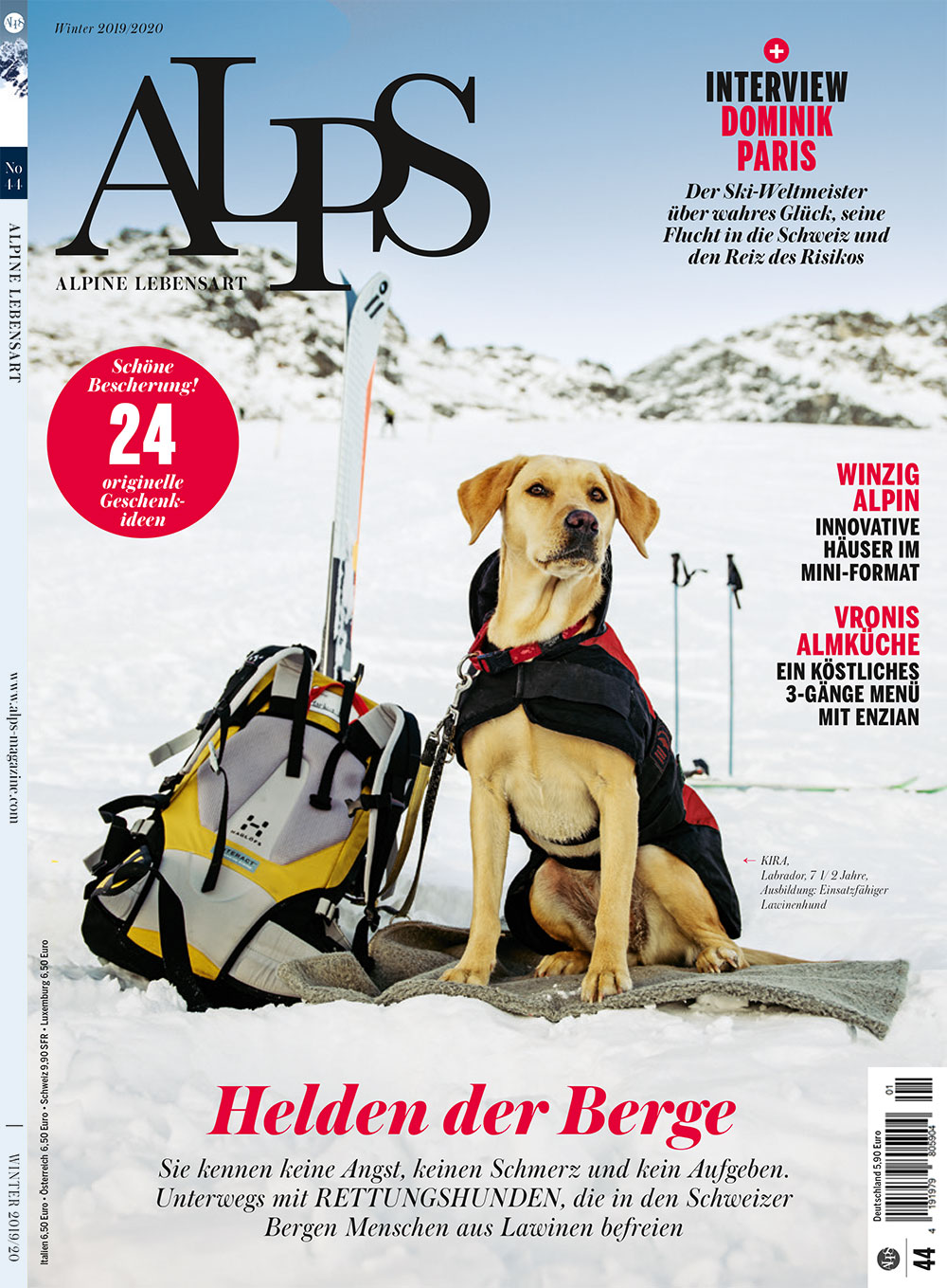 ALPS #44 / Winter 2019 / Cover