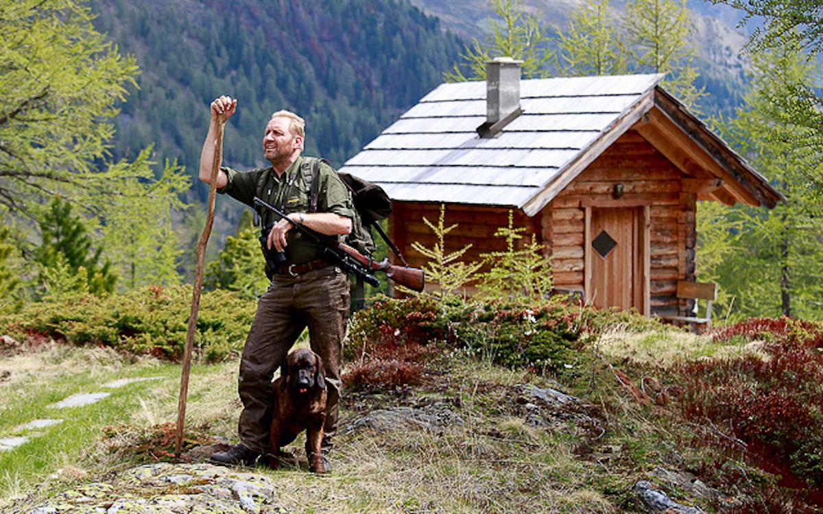 Im Landgut Moserhof wird den Hausgästen regelmässig der wohlschmeckende Wildbraten serviert.