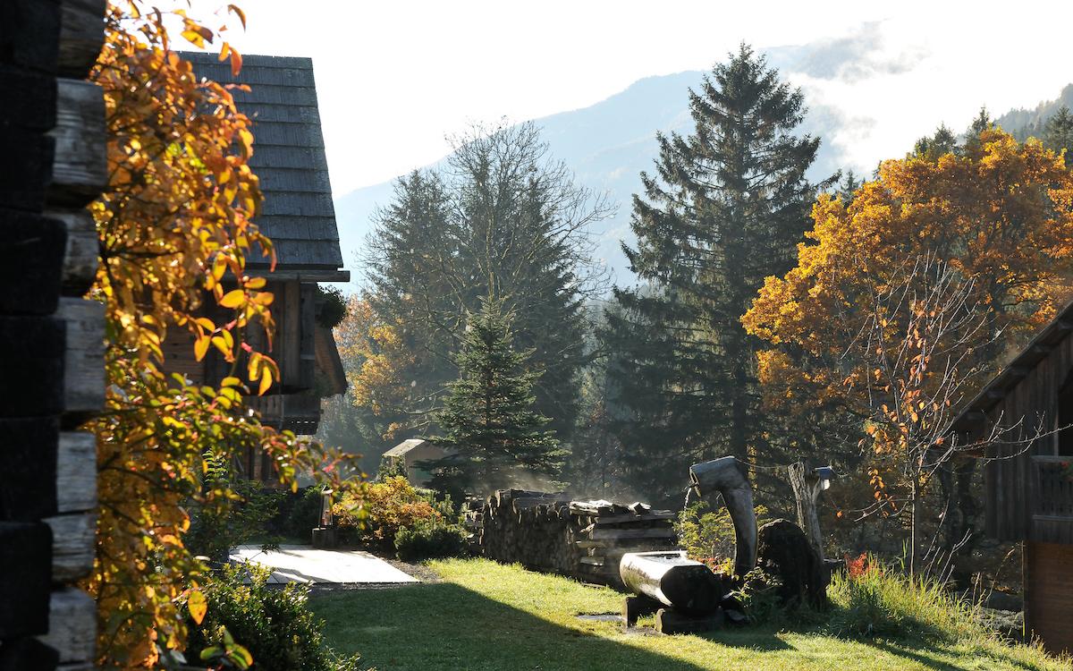 Der achtsame Umgang mit der Natur ist dem Landgut Moserhof eine Herzensangelegenheit