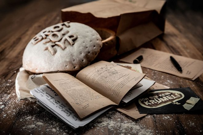 BROT-O-TYP – ein überraschendes Rezeptbuch zum Thema Brot