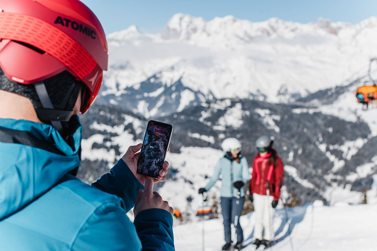 Ski amadé Tagebuch