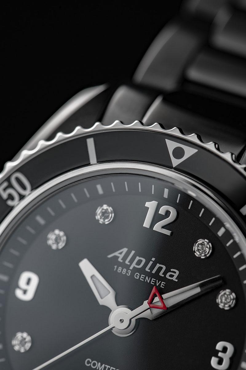 Alpina AL Uhr