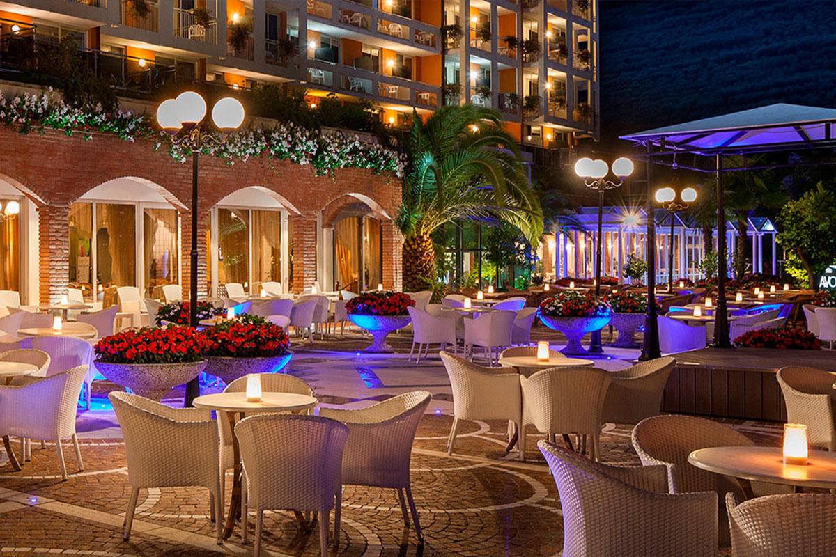 Hotel Sacoy Palace