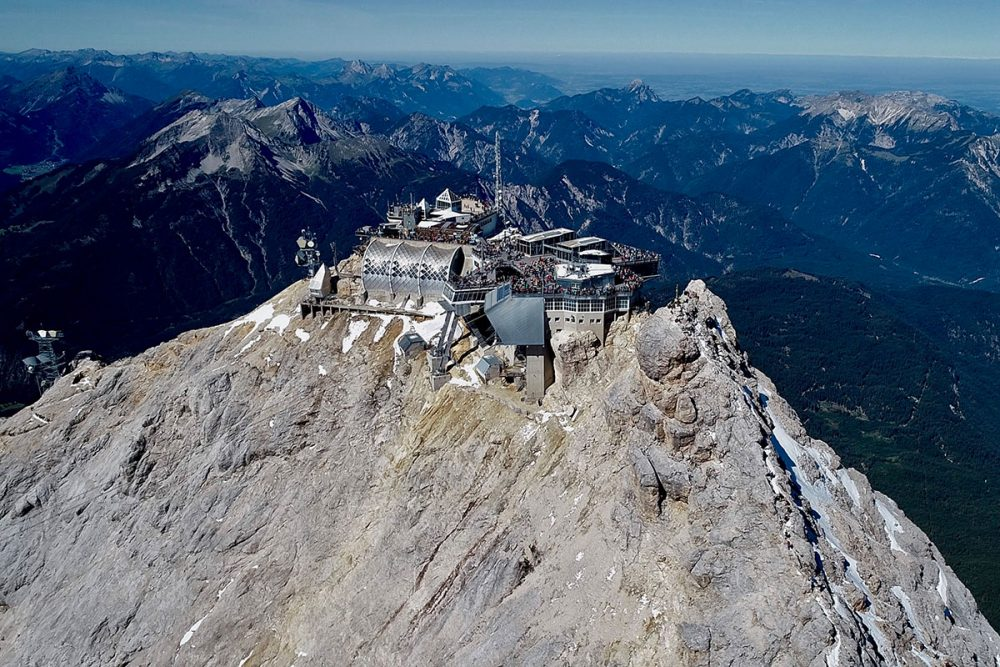 Eagle Wings Zugspitze