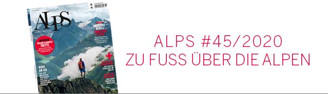 Alps Magazin Cover / Vronis hohe Küche