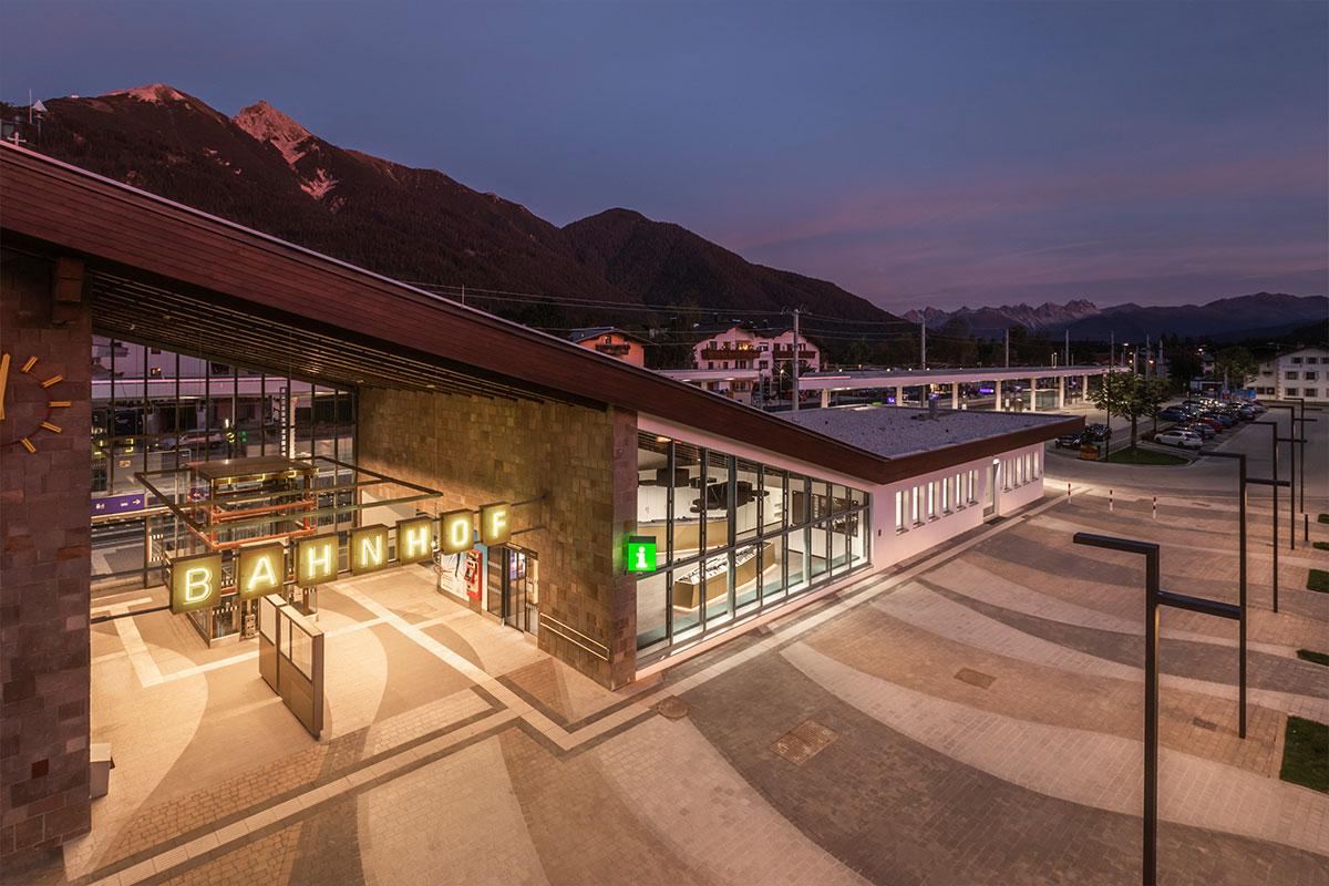 Bahnhof Olympiaregion Seefeld