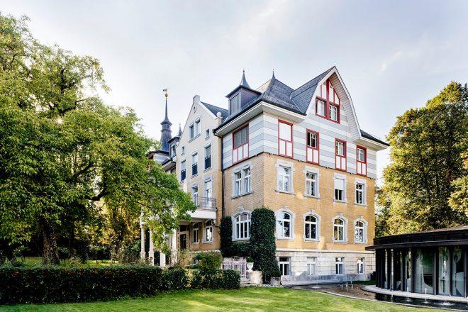 Institut auf dem Rosenberg campus
