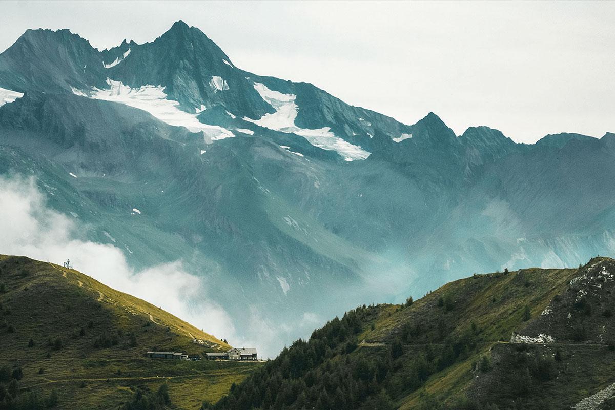 Nationalpark Hohe Tauern Grossglockner