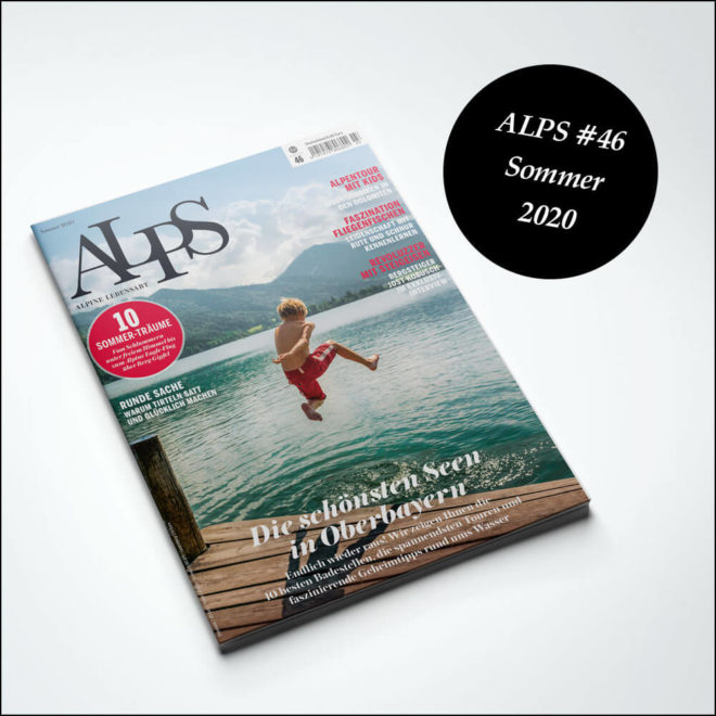 ALPS #46 / Cover Sommer 2020