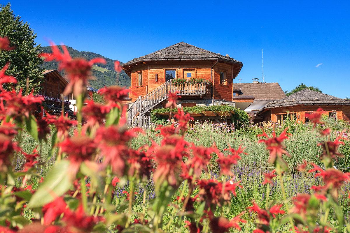 Die Kräutergärten von Bergila