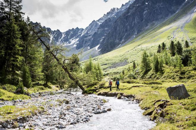 Tiroler Oberland Kaunertal