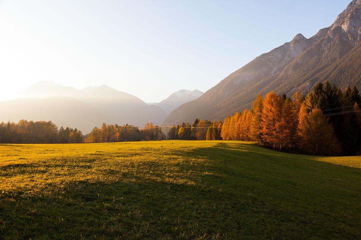 Das Mieminger Plateau ist ein richtiges Wanderparadies Foto: © Innsbruck Tourismus - Klaus Kranebitter