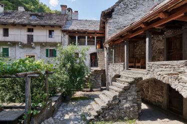 Steinhaus Casa Portico/ © Gataric Fotografie