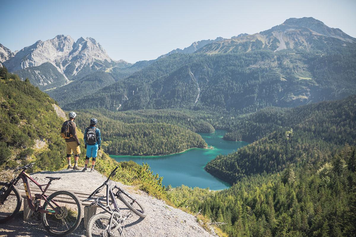 Touren-Tipp: Der Blindsee-Trail. Foto: © TZA - C. Jorda