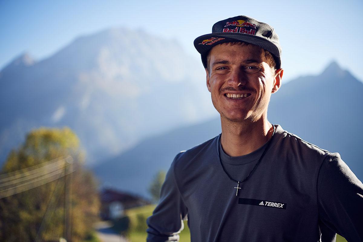 "Skibergsteiger Anton ""Toni"" Palzer. © Foto: Manuel Ferrigato"