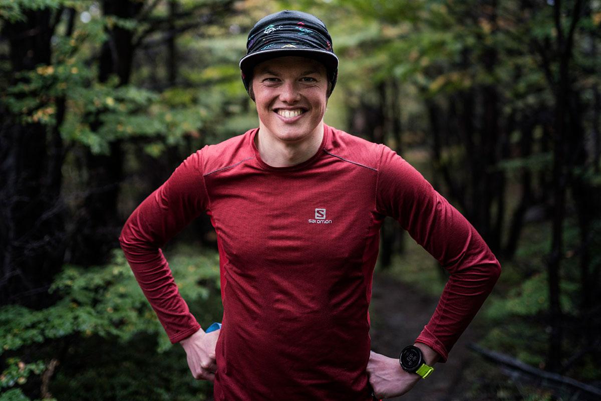 Trailrunner und Skibergsteiger Philipp Reiter. © Foto: Philipp Reiter