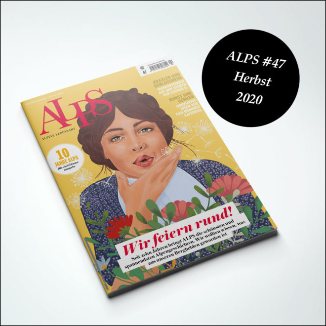 ALPS #47 / Herbst 2020 / Die Jubiläumsausgabe