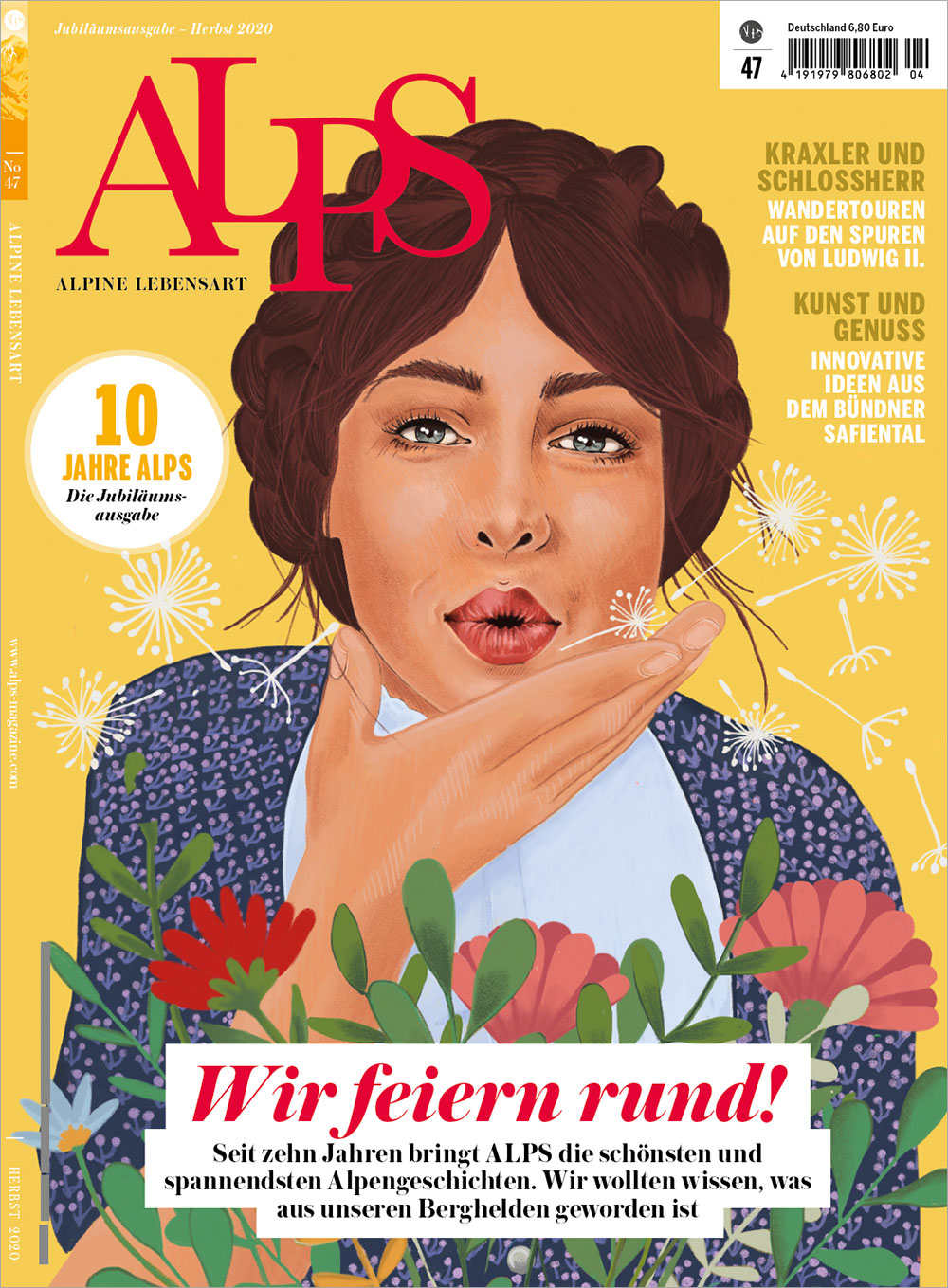 ALPS #47 / Cover Herbst 2020