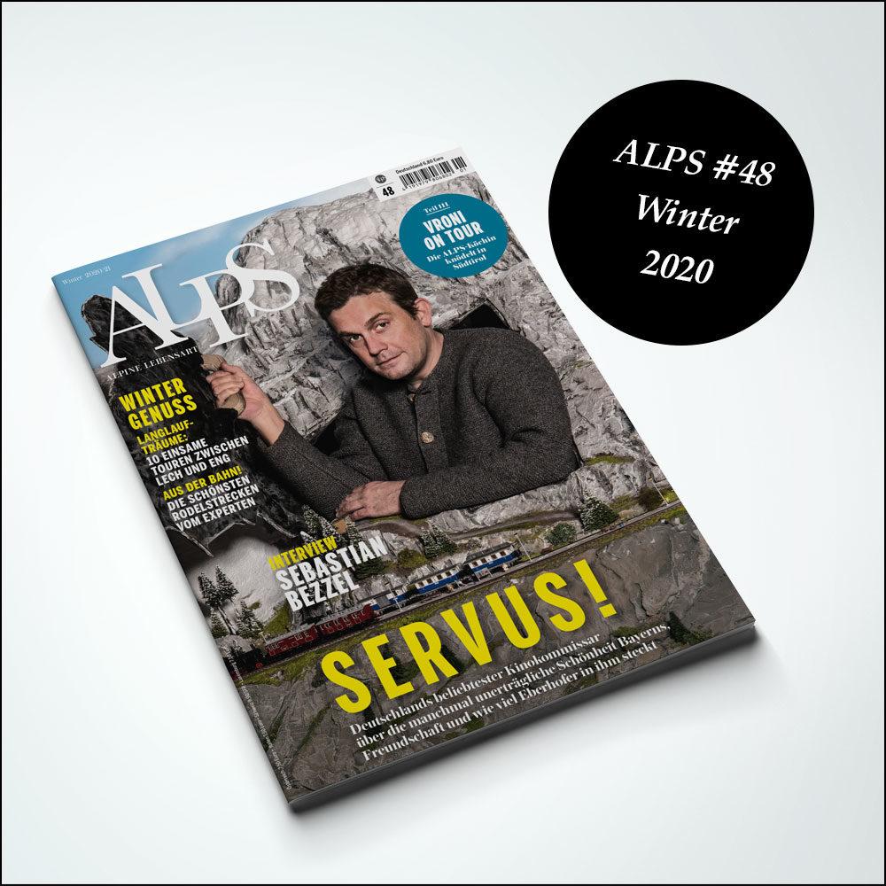 ALPS #48 / Winter 2020 / Cover